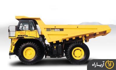 komatsu-dump-truck HD465-7 (3)