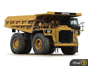 caterpillar dump truck 785C (3)
