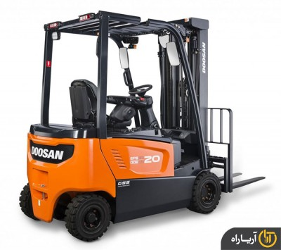 ماشین آلات راه سازی دوسان (Doosan)