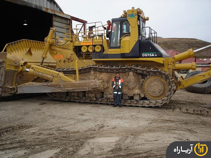 komatsu bulldozer D575A (4)